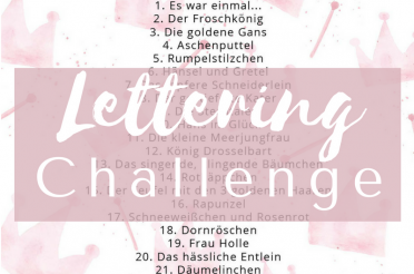 Dezember Lettering Challenge