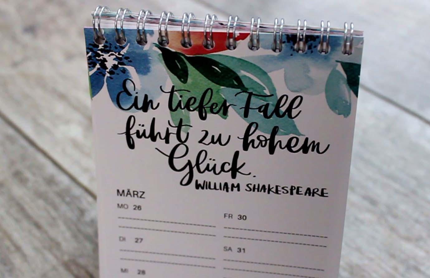 Tischkalender 02