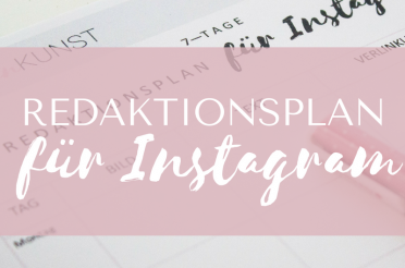 Kostenloser Redaktionsplan für Instagram