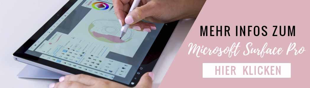 Grafik Surface Pro